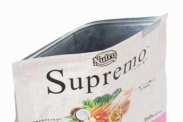 シュプレモのパッケージ