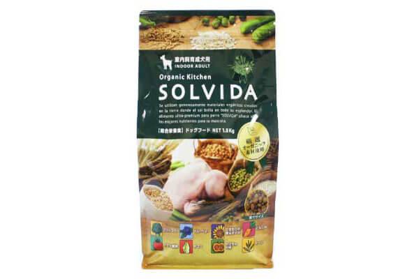 ソルビダの評判|本当に口コミの良いドッグフードランキング
