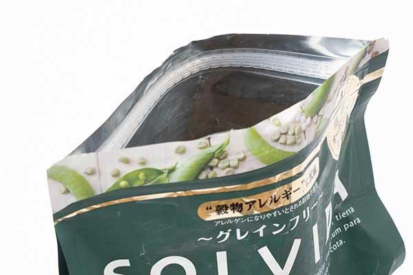 ソルビダのパッケージ