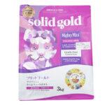 ソリッドゴールドマイティミニのパッケージ