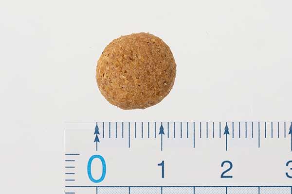 ビタワンの粒の大きさ