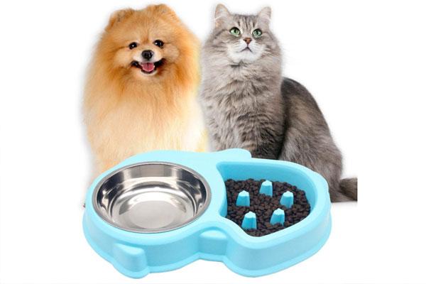 早食い防止 ペットの餌入れ