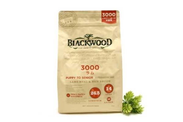 ブラックウッドの評判|本当に口コミの良いドッグフードランキング