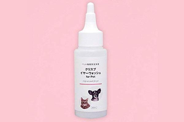 耳洗浄液 ペット用 クリスプイヤーウォッシュ