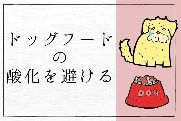 【獣医師監修】ドッグフードの酸化って何?酸化について注意点を解説
