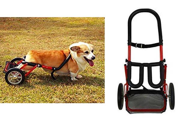 PaletteLife パレットライフ 犬用車いす