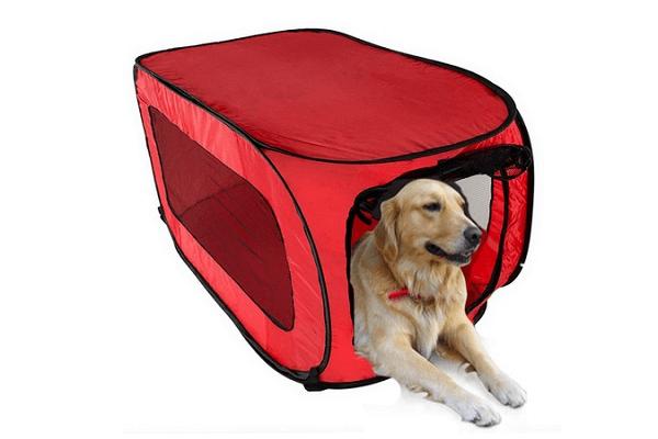 大型犬用 折りたたみ ソフトケージ Lサイズ 軽量タイプ