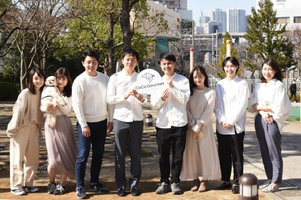 coco gourmet_interview