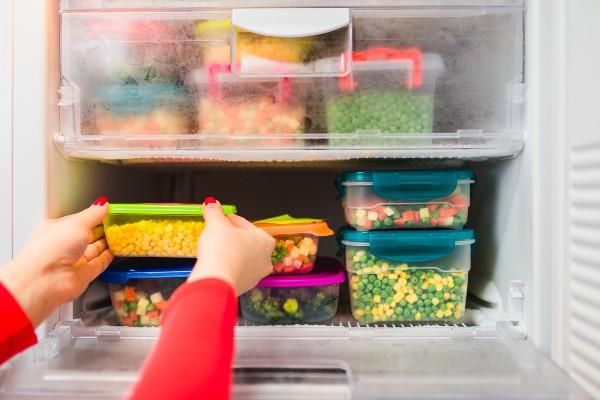 冷凍庫、作り置き